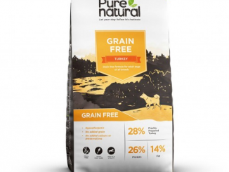 Hundfoder utan spannmål: Pure natural arkenzoo kalkon