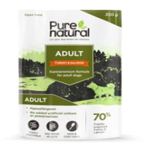 purenatural adult - Bästa hundfodret utan spannmål för vuxna hundar